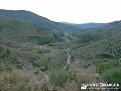 Las Hurdes: Agua y Paisaje;senderismo gps;excursiones catalunya